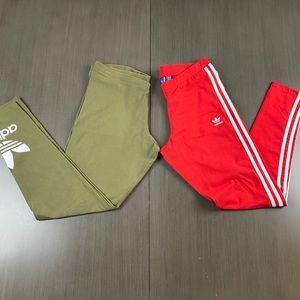 Bundle Adidas Trefoil Leggings